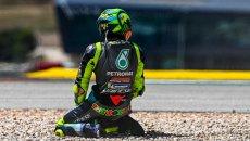 MotoGP: Portimao: ma davvero Rossi ha migliorato rispetto a Losail?