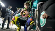 MotoGP: Rossi a disaster on the track but dominates on social media: 28 million followers