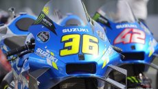 MotoGP: Suzuki also renews with Dorna: in MotoGP until 2026