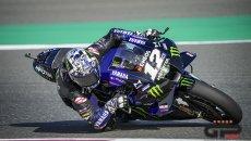 MotoGP: Vinales trionfa in Qatar, Ducati piazza Zarco e Bagnaia sul podio. Rossi 12°