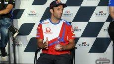 """MotoGP: Zarco: """"Dall'Igna mi ha detto: hai fatto bene a restare in MotoGP"""""""