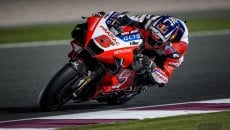 MotoGP: Zarco mette in riga le Yamaha nel warm up di Losail: 2° Quartararo, 3° Vinales