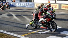 News: Parte domenica a Magione il campionato Aprilia Sport Production 2021