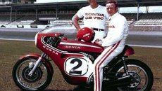 News: Farewell to Dick Mann, historical winner of the Daytona 200 Miles with Honda
