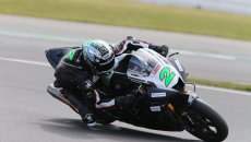 SBK: BSB: G.Irwin svetta a Silverstone, forti le Yamaha, Brookes a terra