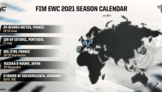 SBK: Revised FIM EWC Calendar: first race The 24 Heures Motos at Le Mans