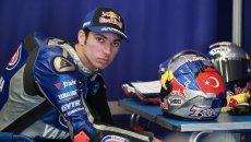 SBK: Razgatlioglu e Yamaha appesi a un filo per i test di Aragon