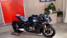 Moto - News: Benelli 600 RR: la supersportiva media arriva anche in Italia?