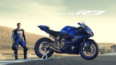 Moto - News: Yamaha R7 2022: here are some 'stolen' shots! - PHOTO GALLERY