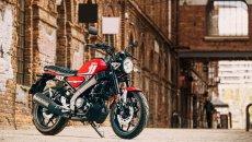 Moto - News: Yamaha XSR 125 2021, la Sport Heritage a misura di sedicenne