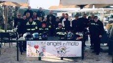 Moto - News: In Abruzzo il vaccino Anti-Covid viaggia in moto