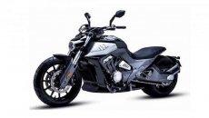 Moto - News: Benda LFC700, l'avversaria cinese di Ducati Diavel