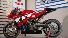 Moto - News: Yamaha R9 M: la supersportiva che tutti i pistaioli vorrebbero