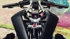 Moto - News: BMW prepara il telaio misto alluminio/carbonio per la S 1000 RR