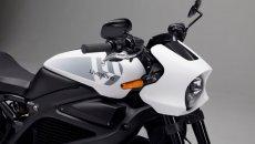 Moto - News: Rivoluzione Harley-Davidson: arriva LiveWire, il marchio full-electric