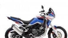 Moto - News: Honda Transalp 2022: la vedremo (forse) a EICMA 2021