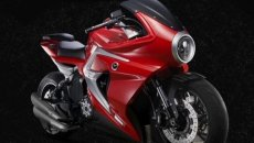 "Moto - News: Motrac Unicorn, la ""cinesata"" che copia la MV Agusta Superveloce"