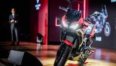 Moto - News: Zongshen Cyclone RX6, la adventure media con il motore Norton