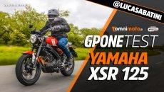 Moto - Test: Yamaha XSR 125: stile condensato in 15 CV