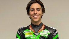 Moto2: Le Mans: Alonso Lopez sostituisce Montella sulla Boscoscuro dalle FP3
