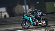 Moto3: Qualifiche Qatar: Binder fa a carenate con Masia e si prende la pole