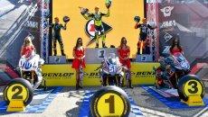 MotoAmerica: Tripletta per Aprilia al debutto nel campionato MotoAmerica