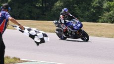 MotoAmerica: Gagne Takes Third Straight With Dominant VIR Victory