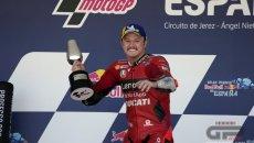 """MotoGP: Miller: """"Non credevo in me stesso, Lucy Crutchlow mi ha aiutato"""""""