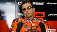 """MotoGP: Petrucci: """"Il passo è buono, ma con le gomme nuove non miglioro"""""""