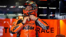 """MotoGP: Petrucci: """"Ho bisogno di una moto diversa rispetto alle altre KTM"""""""