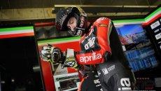 """MotoGP: Aleix Espargarò: """"Orgoglioso del 4° posto nonostante la sorte"""""""
