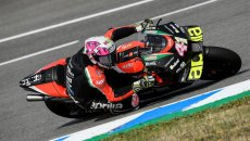 "MotoGP: Aleix Espargarò: ""In Jerez, barriers are close and the MotoGPs are ever faster"""