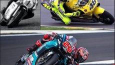 MotoGP: VIDEO - Evoluzione dello stile di guida: dal principio fino a 63° 'di piega'