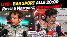 MotoGP: LIVE Bar Sport alle 20:00 dal Mugello - Rossi e Marquez: che succede?