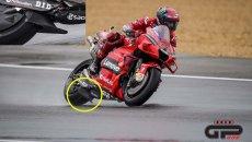 MotoGP: La Ducati apre lo scudo...ma solo in caso di forte pioggia al Mugello