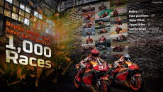 MotoGP: Repsol Honda Team riders set for 1000th Grand Prix start