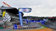 MotoGP: Rain and cold: Michelin preparing for the Le Mans challenge