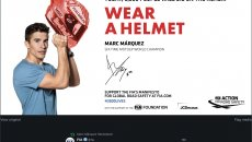 MotoGP: The FIA and not the FIM chooses Marquez for a Safety Campaign!