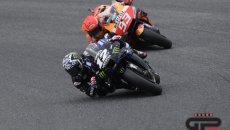 """MotoGP: Marquez: """"mi sono scusato con Vinales, è al limite, ma nelle regole"""""""