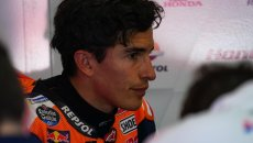 "MotoGP: Marquez: ""Instinct tells me to dare and take risks, but I can't"""