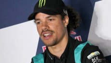 """MotoGP: Morbidelli: """"I don't have my back to the wall for 2022, I trust Petronas and VR46"""""""