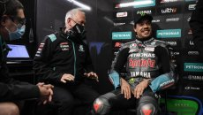 MotoGP: Morbidelli admits he had hurt his knee at the Ranch in training