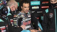 MotoGP: Morbidelli reckons Pol Espargarò made an 'aggressive, but not dangerous' move