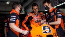 """MotoGP: Petrucci: """"Con KTM la coperta è corta: devo fare meglio con quello che ho"""""""