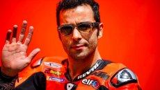 """MotoGP: Petrucci: """"A 13 anni corsi al Mugello con gomme che mio padre rubò a Doohan"""""""