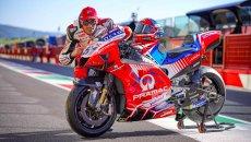 """MotoGP: Pirro: """" Cosa chiedono i piloti Ducati? Niente, vanno forte e basta"""""""