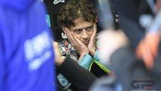 """MotoGP: Rossi sprofonda al Mugello: """"Il 21° posto è veritiero, sono lento"""""""