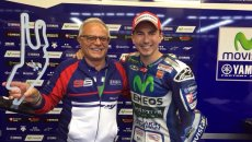 "MotoGP: Scribano: ""Compartment syndrome? No surgery as prevention."""