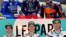 MotoGP: Dalle primarie all'università: la storia Leopard sul podio della MotoGP