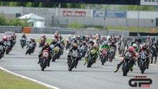 News: Moto Guzzi Fast Endurance: vittoria di Bentivogli-Bianchi a Varano